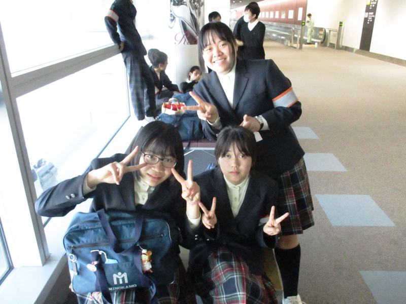 美濃加茂高等学校制服画像