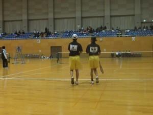 テニス室内④